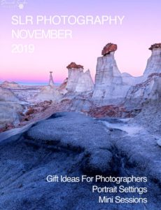 SLR Photography Guide – November 2019