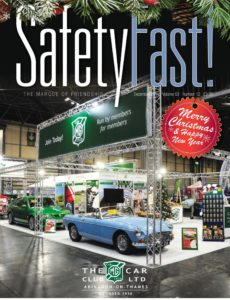 Safety Fast! – December 2019