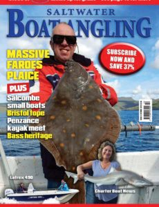 Saltwater Boat Angling – Issue 41 – October 2019