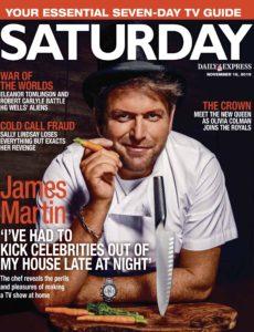Saturday Magazine – November 16, 2019