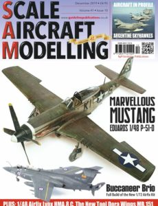 Scale Aircraft Modelling – December 2019