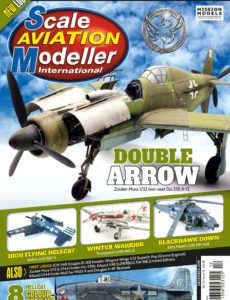 Scale Aviation Modeller International – December 2019