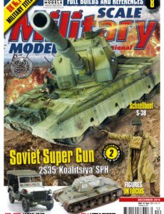 Scale Military Modeller International – Issue 585 – December 2019