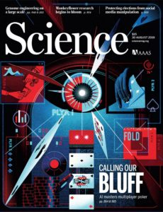 Science – 30 August 2019