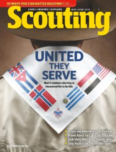 Scouting – May-June 2019