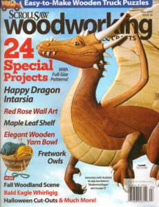 ScrollSaw Woodworking & Crafts – Fall 2019