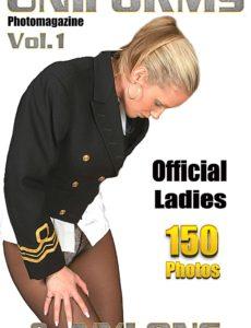 Sexy Uniform MILFs & Nylons – Volume 1