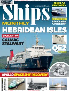 Ships Monthly – December 2019