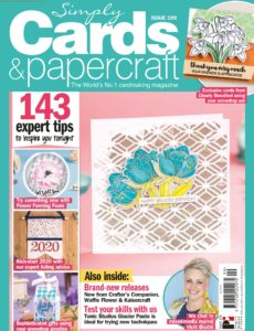 Simply Cards & Papercraft – Issue 199 – November 2019