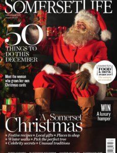 Somerset Life – December 2019