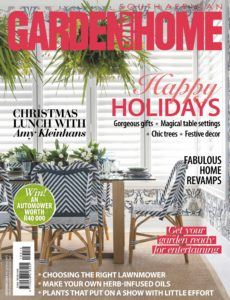 South African Garden and Home – December 2019