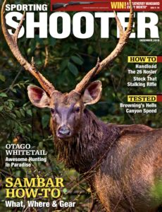 Sporting Shooter Australia – December 2019