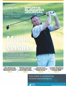 SportsBusiness Journal – 25 November 2019