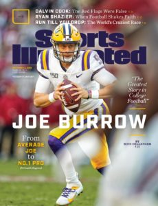 Sports Illustrated USA – December 02, 2019