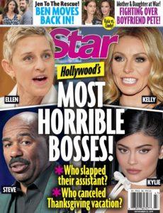 Star Magazine USA – November 25, 2019