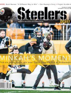 Steelers Digest – November 13, 2019