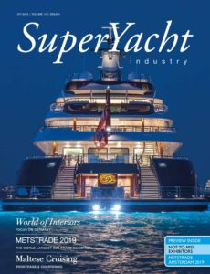 SuperYacht Industry – Vol 14 Issue 4, 2019