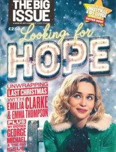The Big Issue – November 11, 2019