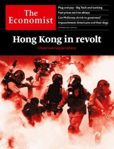 The Economist Continental Europe Edition – November 23, 2019