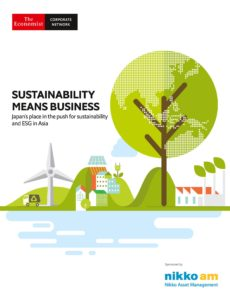 The Economist (Corporate Network) – Sustainability means Business (2019)