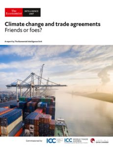 The Economist (Intelligence Unit) – Climate change and trade agreements, Friends of foes (2019