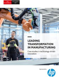 The Economist (Intelligence Unit) – Leading Transformation in Manufacturing (2019)