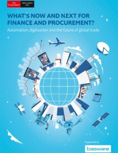 The Economist (Intelligence Unit) – What's Now and Next for Finance and Procurement  (2019)