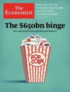 The Economist Latin America – 16 November 2019