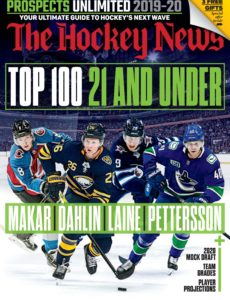The Hockey News – November 11, 2019
