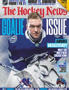 The Hockey News – November 25, 2019