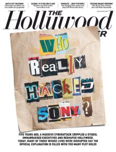 The Hollywood Reporter – November 25, 2019