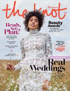 The Knot Michigan Weddings Magazine – Spring-Summer 2019