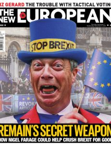 The New European – 07 November 2019
