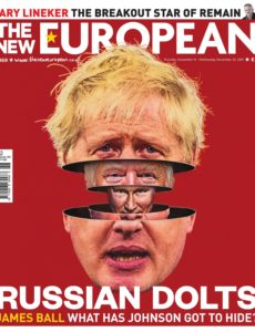 The New European – 14 November 2019