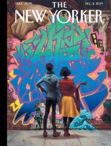 The New Yorker – December 02, 2019