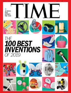 Time International Edition – December 02, 2019
