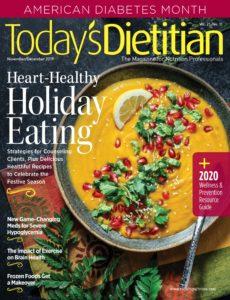 Today's Dietitian – November-December 2019