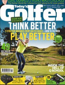 Today's Golfer UK – January 2020