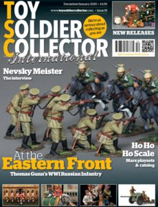 Toy Soldier Collector – December 2019 – January 2020