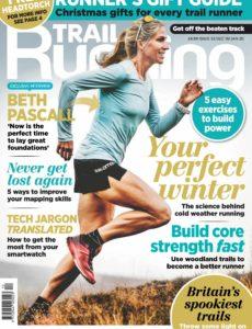 Trail Running – December 2019-January 2020