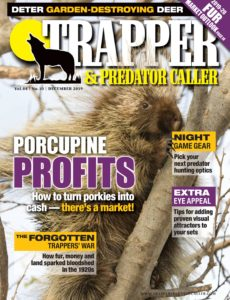 Trapper & Predator Caller – December 2019