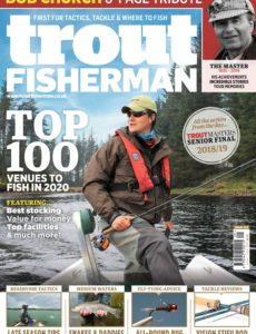 Trout Fisherman – November-December 2019