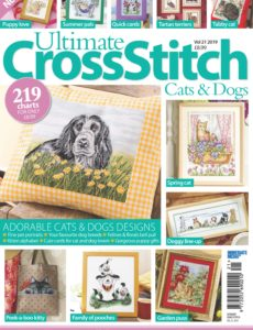 Ultimate Cross Stitch – Cats and Dogs 2019