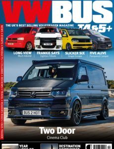 VW Bus T4&5+ – October 2019