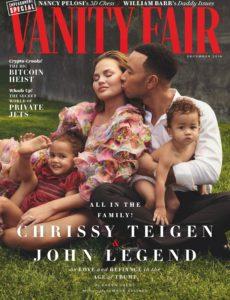 Vanity Fair UK – December 2019