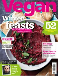 Vegan Living UK – Issue 36 – November 2019