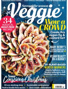 Veggie Magazine – Issue 133 – November 2019