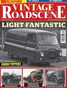 Vintage Roadscene – Issue 241 – December 2019