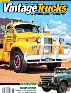 Vintage Trucks & Commercials – November-December 2019