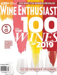 Wine Enthusiast – Best of Year 2019
